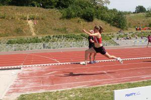 Manon au triple saut