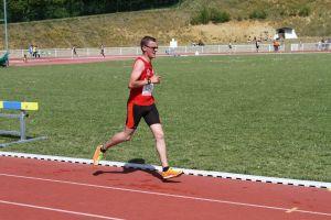 Olivier sur 5000m