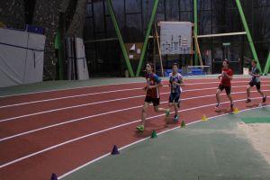 Erwan parti rapidement sur 1000m
