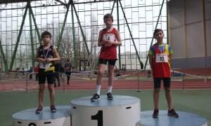 Simon champion de Picardie au 2000m marche!