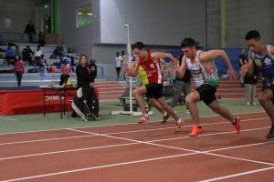 Nelson en route vers son record sur 60m