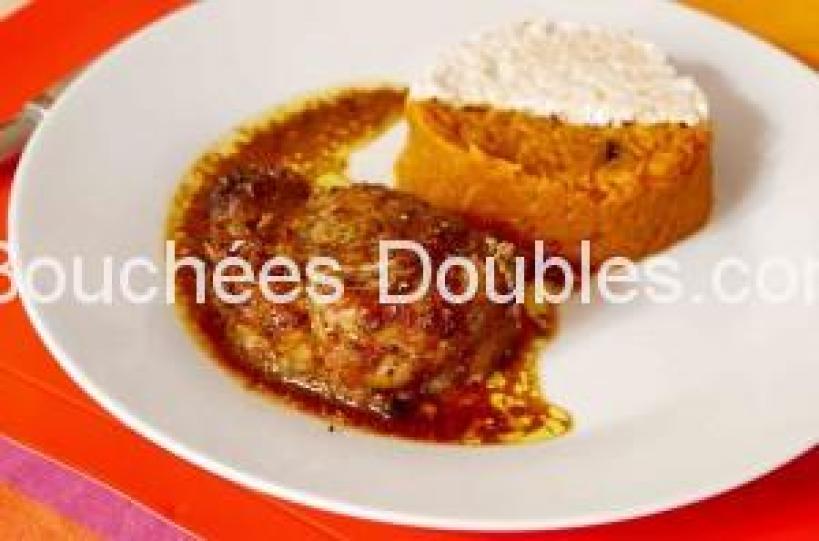 Dressage assiette Musdcade à la citronnelle