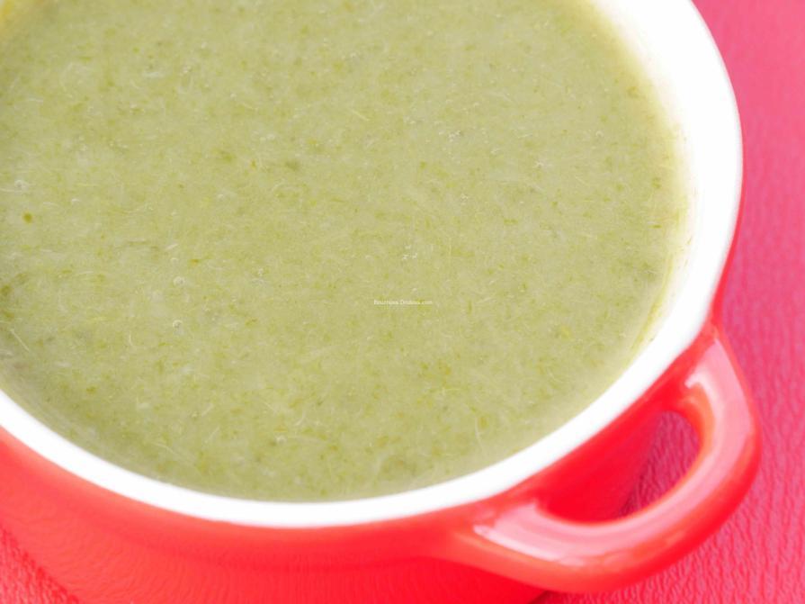 Soupe hyper alcalinisante