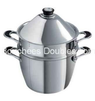 Pack Vapok cuit vapeur douce.