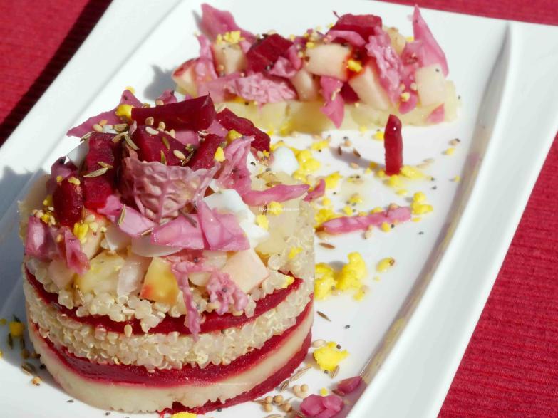 Gâteau aux probiotiques