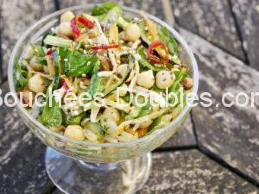 Cliquez ici pour découvrir cette recette de cuisine acido-basique alcalinisante et antioxydante