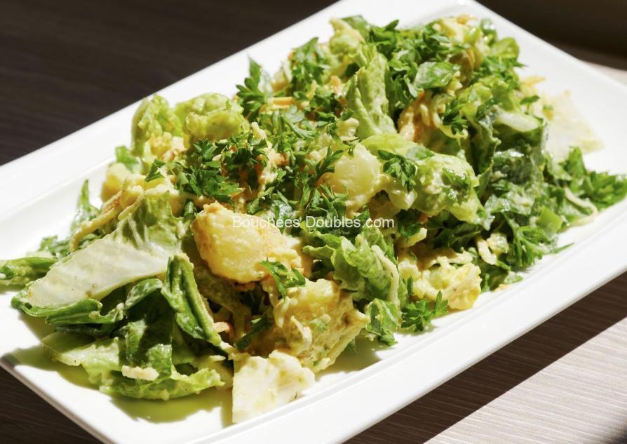 Cliquez ici pour aller découvrir cette recette de cuisine alcaline facile et rapide de salade rustique et ses atouts santé pour notre équilibre acido-basique.