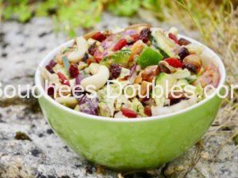 Cliquez ici pour découvrir cette salade alcaline complètepour éviter les faiblesses, les crampes lors de votre activité physique de fonds ou d'endurance.