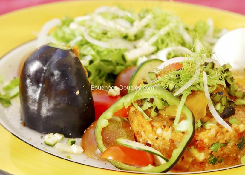 Cliquez ici pour découvrir cette idée cuisine acido-basique et comment composer cette assiette complète et alcalinisante