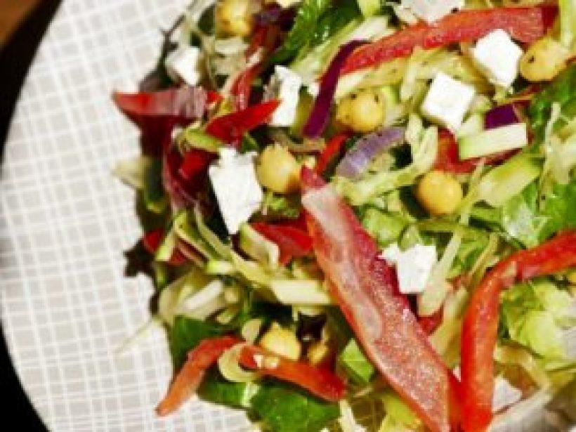 Cliquez ici pour découvrir cette recette de cuisine alcaline de salade composée morvandelle, simple et facile.