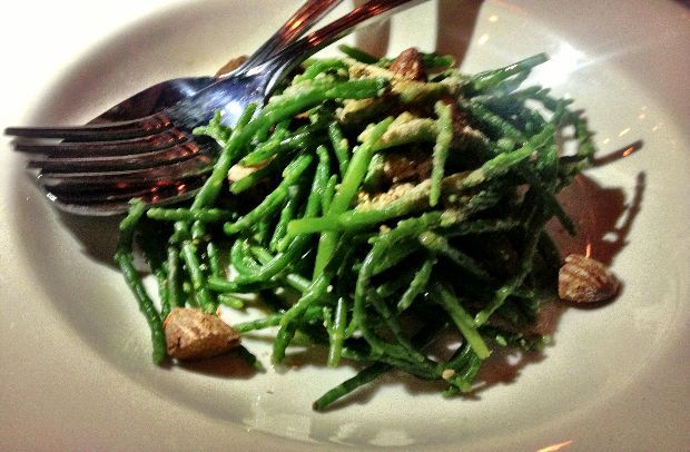 Salade de salicorne