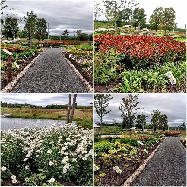 Jardin Nouvelle France