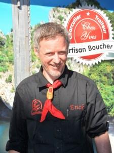 Erick, Ancien Maître restaurateur - Boucher depuis 2016