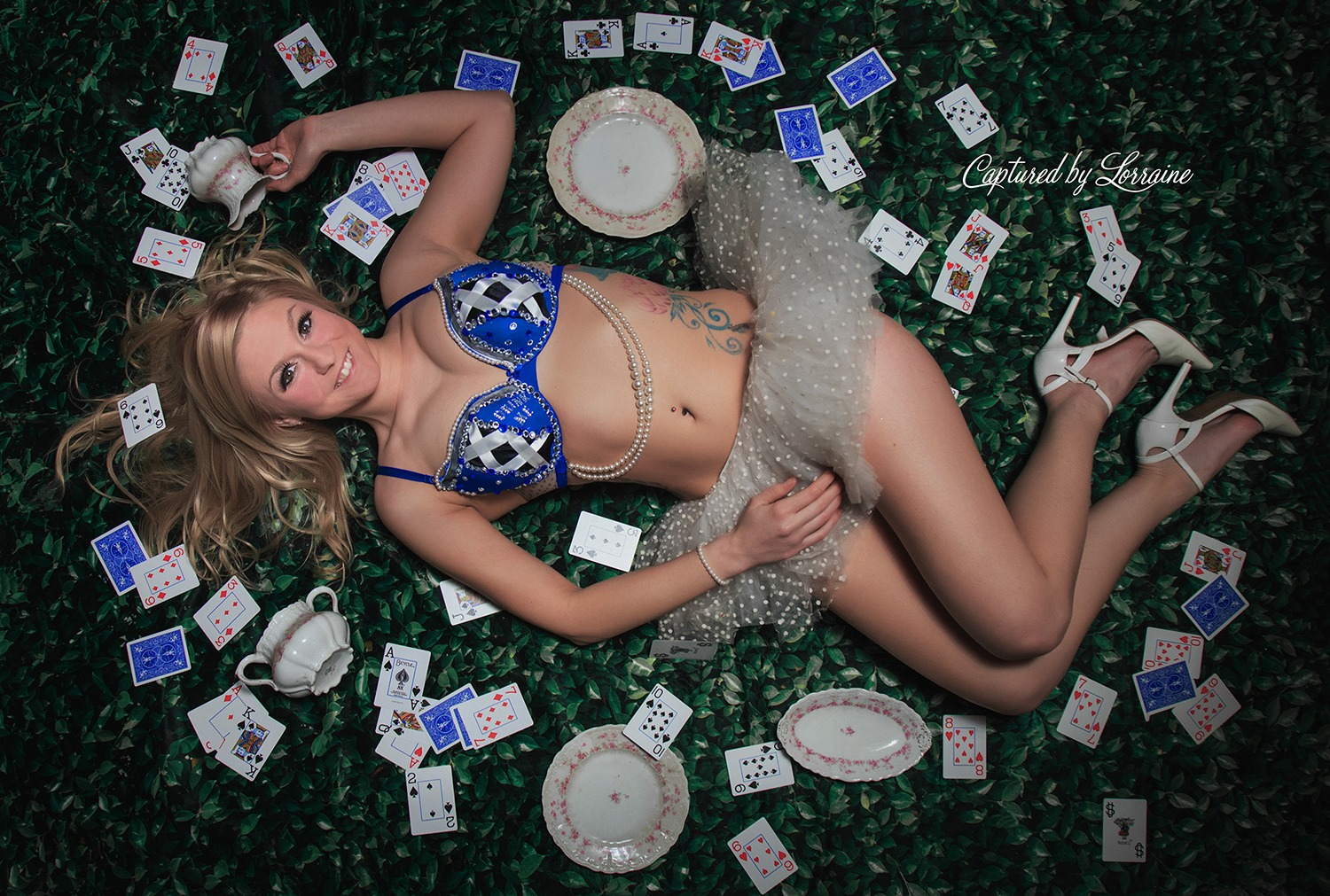 Alice in Wonderland Disney Boudoir