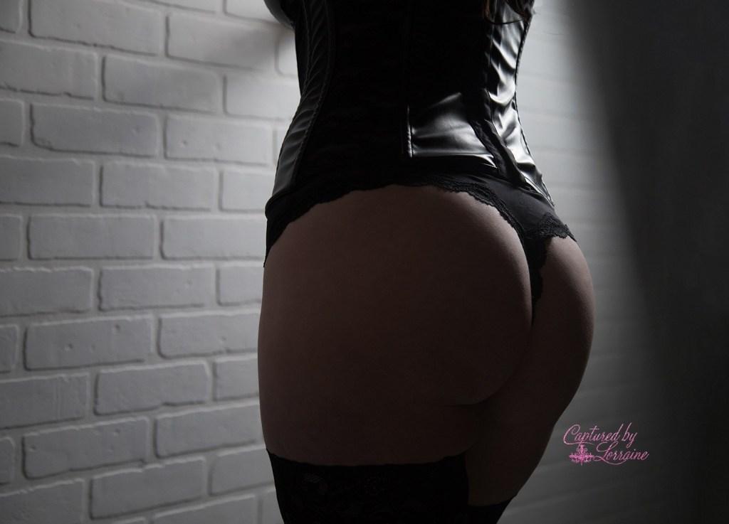 Huntley Il boudoir photography
