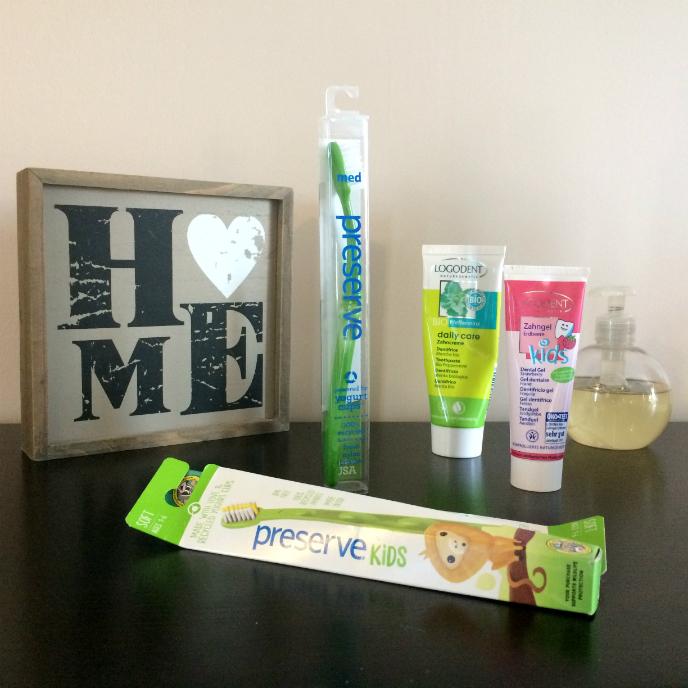 Green Life dans ma salle de bains