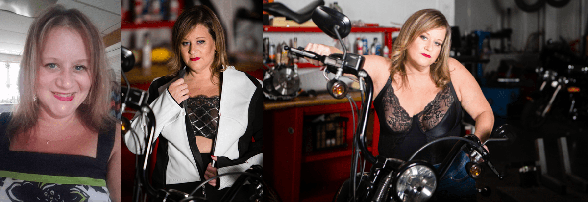 luxury boudoir photographer in michigan