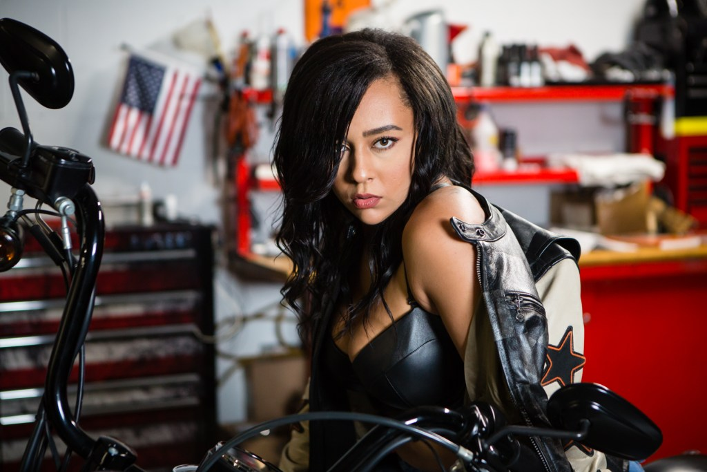 Favorite - Mileena Harley Davidson-106