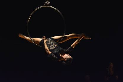 Boudré fait son cirque octobre 2016