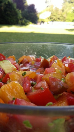Salade de tomates (1)