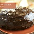 Recette de gâteau au chocolat et au rhum | BouffeTIME!