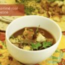 La recette de consommé rosé de Micheline | BouffeTIME!