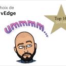 Le choix de The vEdge   Top 16 2017-18   BouffeTIME!