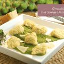 Recette de gnocchis maison à la courge Heart of Gold | BouffeTIME!