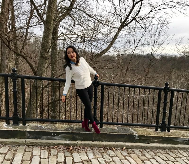 Six More Weeks: Winter Lookbook 2017