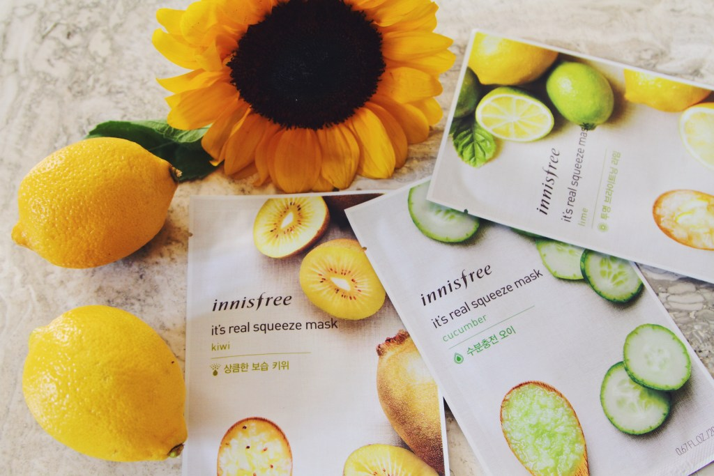 How to Pick a Face Mask (ft. Innisfree)