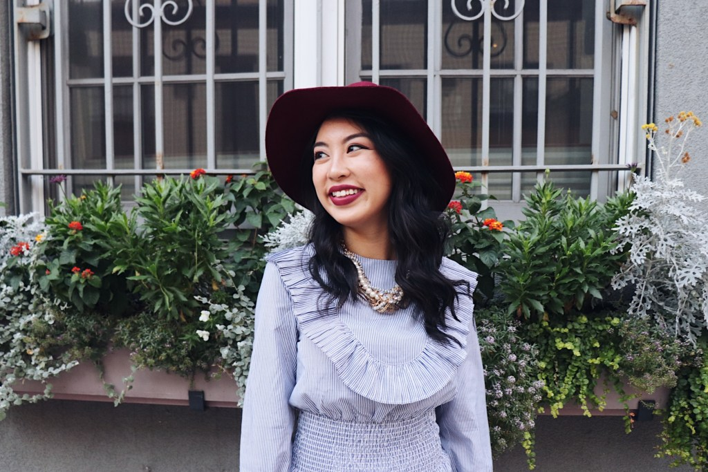 Autumn OOTD: French Frills