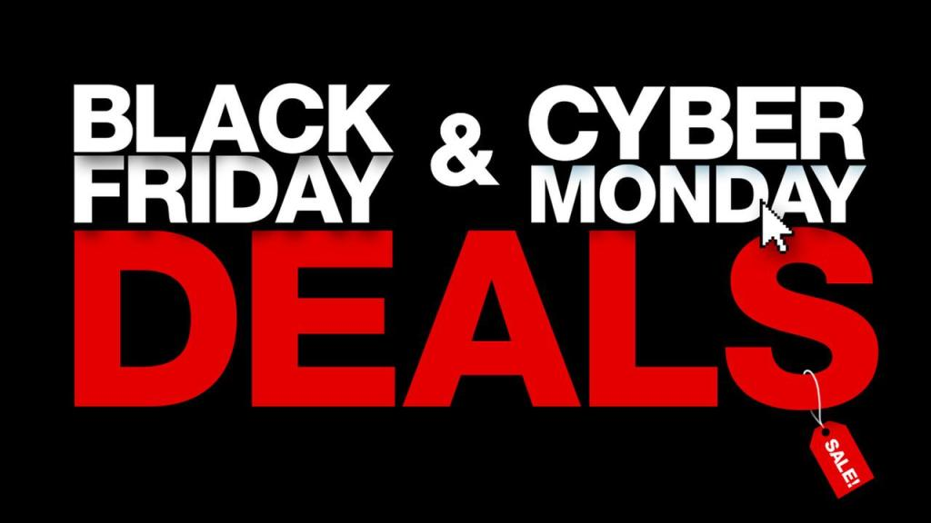 Black Friday // Cyber Monday Sales
