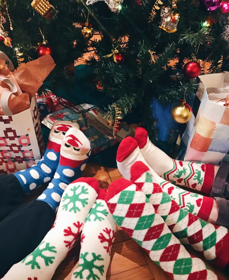 BLOGMAS DAY FIVE: Holiday Favorites