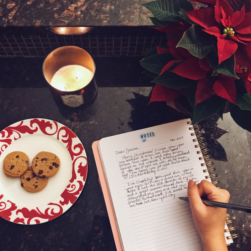 BLOGMAS DAY THREE: My Christmas Wishlist