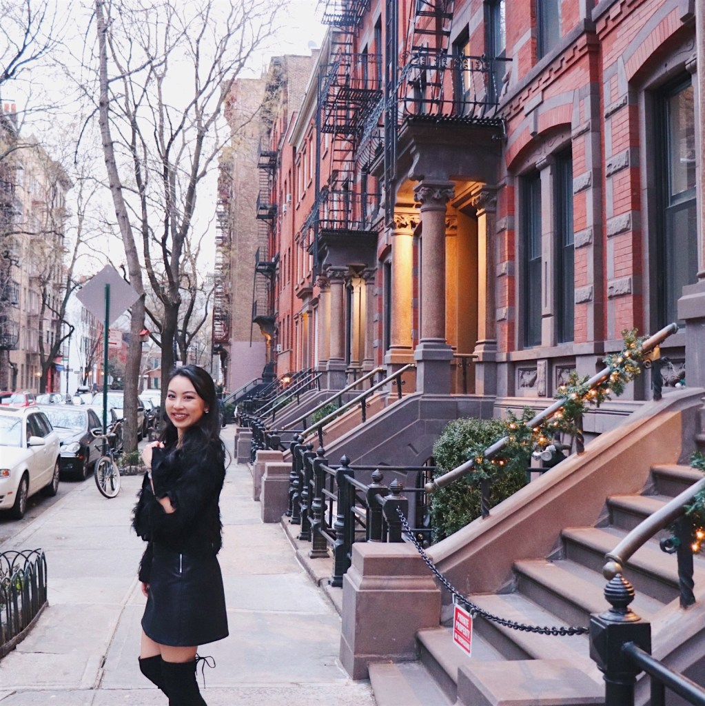 Winter Lookbook: How To Diversify An All Black Outfit
