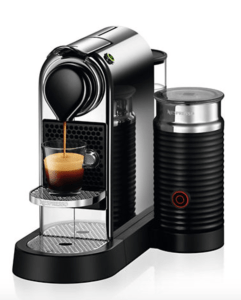 Click Image to purchase Nespresso Citiz and Milk as a Mother's Day gift