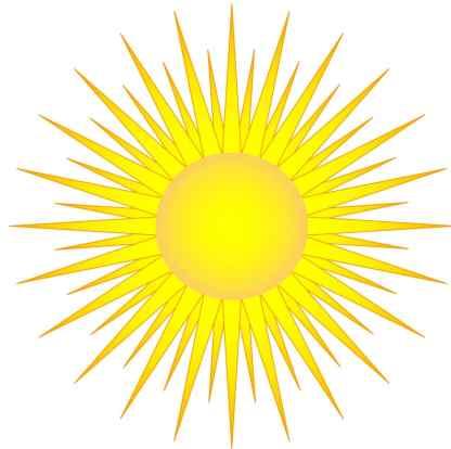 bougie-jaune-vif-le-bonheur-Soleil-bougievip