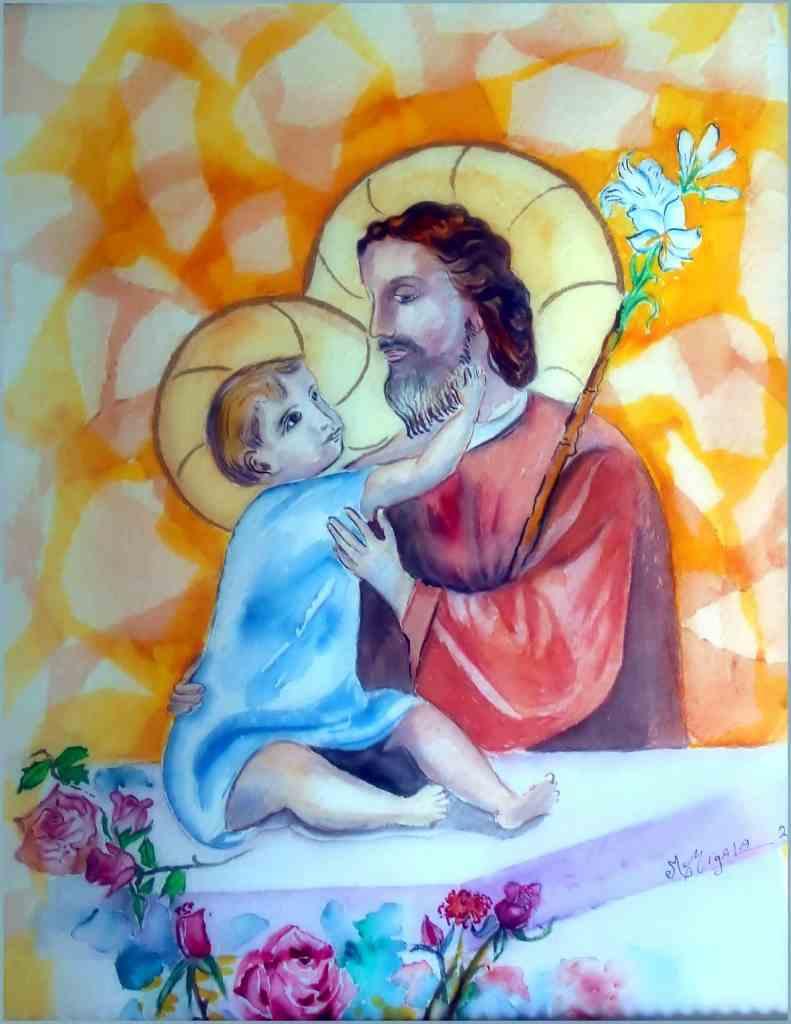 """Decouvrez la petite histoire de """"Saint-Joseph L'universel"""""""