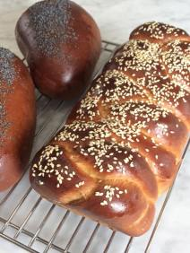 Challah, from Joan Nathan's favorite recipe