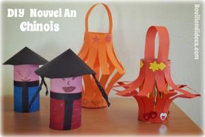 DIY Nouvel An Chinois Poupes Amp Lanternes