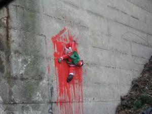 J'ai tué le Père Noël