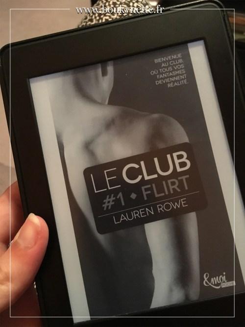 Flirt, le Club - Lauren Rowe