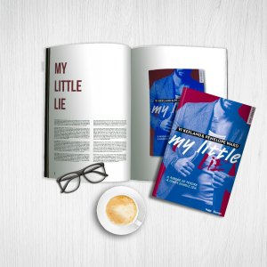 My little lie - Penelope Ward & Vi Keeland