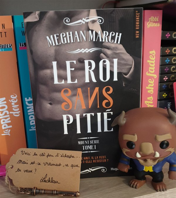 Le roi sans pitié - Meghan March