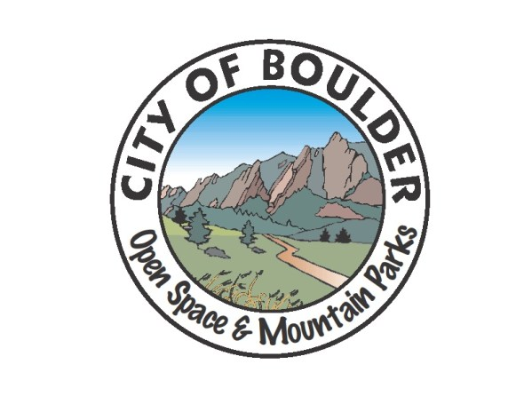 City of Boulder Open Space and Mountain Park logo