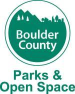 Boulder County Parks & Open Space logo