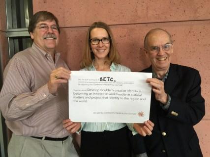 BETC Pledge