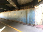 Mural Site: East wall of Arapahoe Underpass along Boulder Creek Path