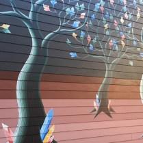 Tony Zellaha's mural for Creative Neighborhoods
