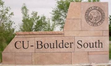 CU Boulder South Campus